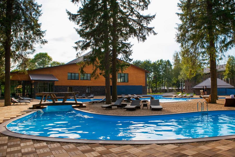 отель парк солнечный фото